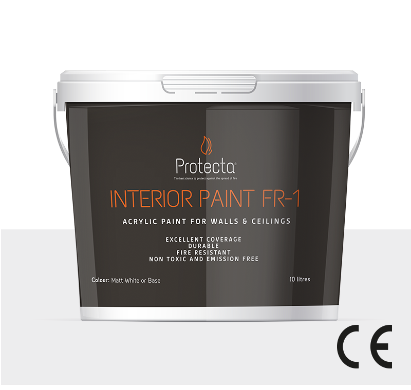 Interior Paint FR-1 Boya -